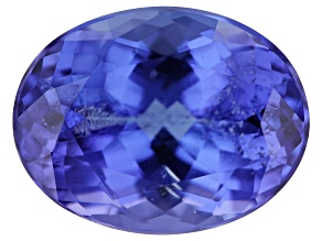 Tanzanite 2.06ct 9x7mm Oval