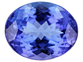 Tanzanite 3.51ct 10.4x8.4mm Oval