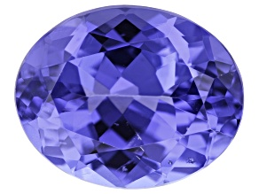 Tanzanite 3.16ct 10.5x8.5mm Oval