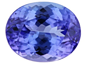 Tanzanite 3.50ct min wt. 10x8mm Oval