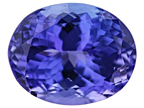 Tanzanite 3.75ct 10.4x8.4mm Oval