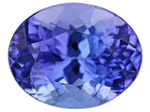 Tanzanite 3.00ct min wt. 10x8mm Oval