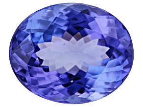 Tanzanite 2.75ct min wt. 10x8mm Oval