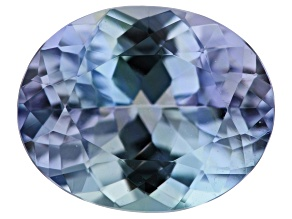 Tanzanite 2.81ct 10x8mm Oval