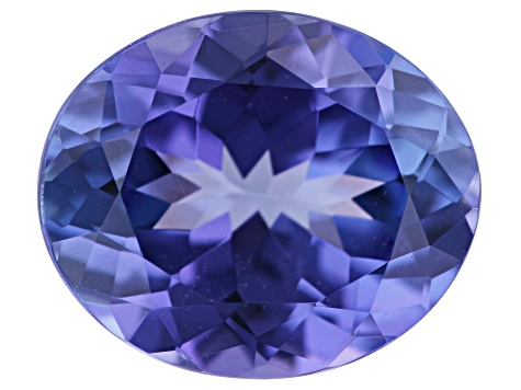 Tanzanite 3.00ct min wt. Varies mm Oval
