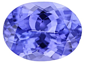 Tanzanite 9x7mm Oval 1.90ct