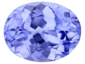 Tanzanite 1.40ct min wt. 9x7mm Oval