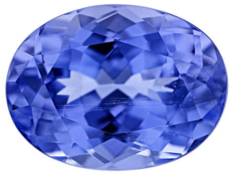 Tanzanite 1.40ct min wt. Varies mm Oval