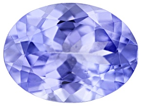 Tanzanite 0.75ct min wt. Varies mm Oval