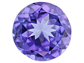 Tanzanite 0.75ct min wt. 6mm Round