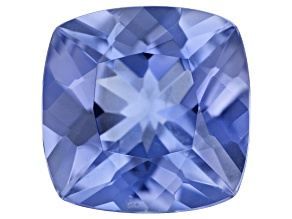 Tanzanite 8.4mm Square Cushion 2.21ct