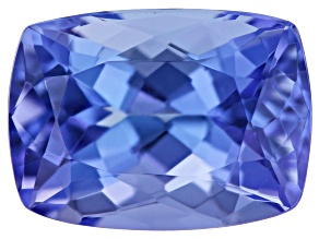 Tanzanite 1.66ct 8x6mm Rect Cush