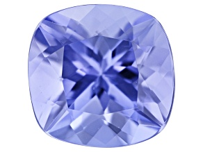 Tanzanite 1.34ct 6.5mm Sq Cush