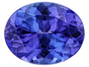 Tanzanite 2.50ct 10x8mm Oval