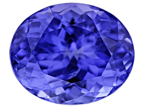 Tanzanite 11x9mm Oval 4.34ct