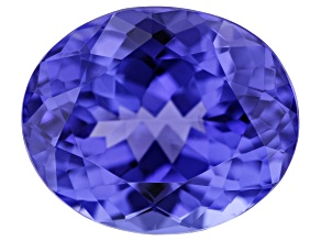 Tanzanite 11x9mm Oval 3.75ct