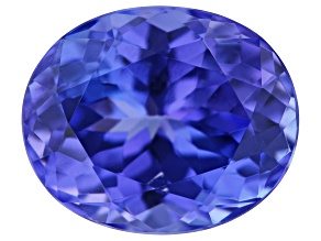 Tanzanite 4.51ct 11x9mm Oval