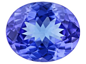 Tanzanite 3.19ct 11x9mm Oval