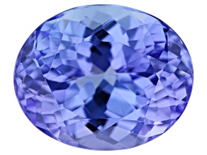 Tanzanite 4.39ct 11x9mm Oval