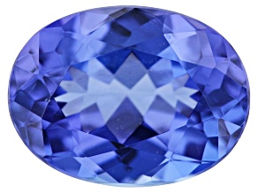 Tanzanite 8x6mm Oval 1.10ct
