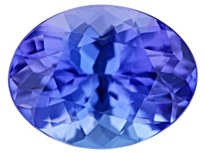 Tanzanite 8.5x6.5mm Oval 1.60ct