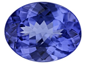 Tanzanite 10.35x8.18mm Oval 2.67ct