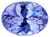 Tanzanite 1.00ct 8x6mm Oval
