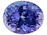 Tanzanite 3.42ct 10.5x8.5mm Oval