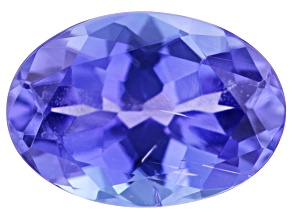 Tanzanite 0.74ct 7x5mm Oval