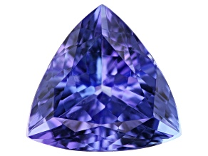 Tanzanite 2.46ct 9mm Trillion