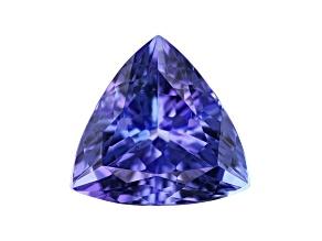 Tanzanite 9mm Trillion 2.46ct
