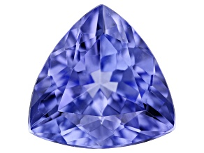 Tanzanite 0.95ct 7mm Trillion