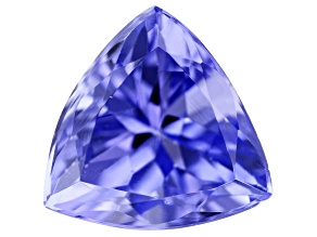 Tanzanite 0.80ct 6mm Trillion