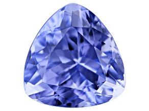 Tanzanite 0.96ct 6mm Trillion