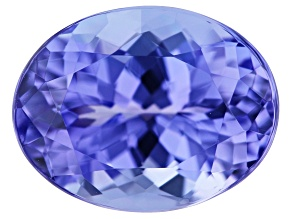 Tanzanite 2.90ct 9.7x7.5mm Oval