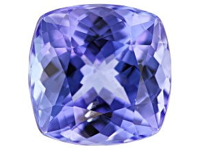Tanzanite 3.36ct 9mm Sq Cush