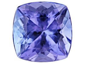 Tanzanite 2.76ct 8.3mm Sq Cush