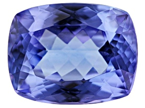 Tanzanite 2.62ct 9.8x7.7mm Rect Cush