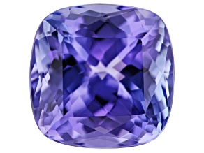 Tanzanite 8mm Square Cushion 2.48ct