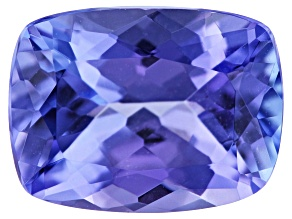 Tanzanite 1.86ct 8.7x6.6mm Rect Cush