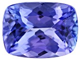 Tanzanite 8.7x6.6mm Rectangular Cushion  1.86ct