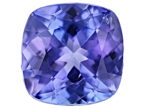 Tanzanite 1.29ct 6.8mm Sq Cush
