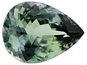 Kijani Tanzanite 3.63ct 12.2x9.3mm Pear