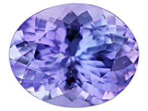 Purple Zoisite 2.99ct 10.5x8.5mm Oval