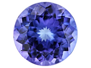 1.78ct Tanzanite 8mm Round