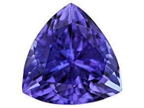 1.21ct Tanzanite 7mm Trillion