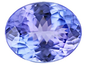 Tanzanite 9.5x7.5mm oval 2.03ct