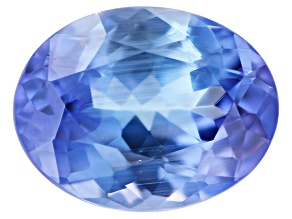 Tanzanite 9x7mm Oval 2.05ct