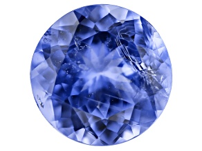 Tanzanite 6mm round 0.95ct