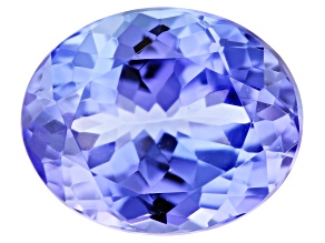 Tanzanite 10x8mm Oval 3.16ct